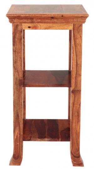 Odkladací stolík Kali 40x80x40 indický masív palisander - Only stain