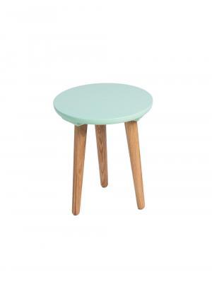 Odkladací stolík Tafel, 30 cm, modrá
