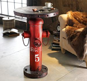Odkladacia stolík Hydrant