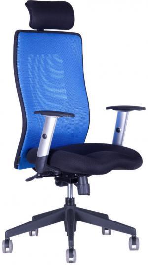 Office Pro kancelárska stolička CALYPSO GRAND SP1 modrá