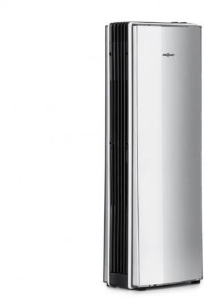 OneConcept St. Oberholz Office A, ionizátor aventilátor, čistička vzduchu, strieborný