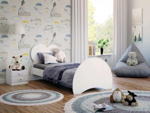 OR Detská posteľ Cloud Rozmer lôžka: 180x90