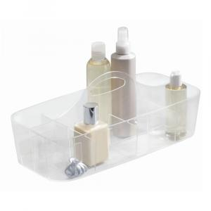 Organizér InterDesign Clarity Bath, 37 × 18 × 16,5 cm