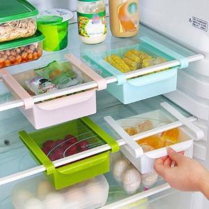 Organizér pod poličku v chladničke - 4 farby Farba: biela