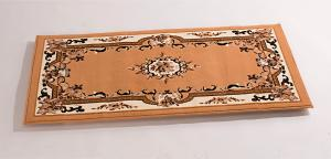Orientálny koberec, béžový Barva: béžová, Velikost: 120x170 cm