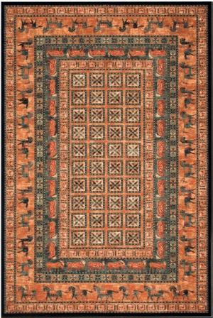 Osta luxusní koberce Kusový koberec Kashqai (Royal Herritage) 4301 500 - 80x160 cm