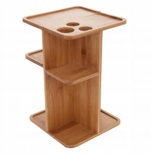 Otočný bambusový organizér 5Five 0902, 29 cm