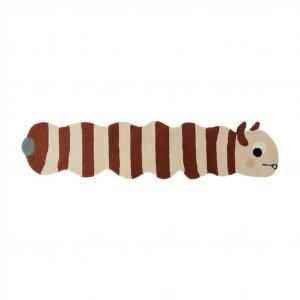OYOY Detský vlnený koberec Leo Larva