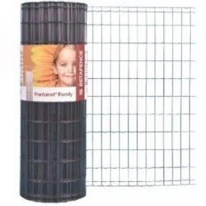 Pantanet Family Antracit - Zvárané pletivo PVC Výška pletiva: 122cm