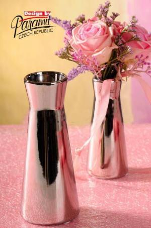Paramit 520-16S Váza Kapucin strieborná 16cm