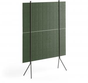 Paraván Split, 1200x1500 mm, zelený