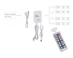 PAULMANN Kontroler s dálkovým ovládáním YourLED (stmívání/vypínání) bílý 70461
