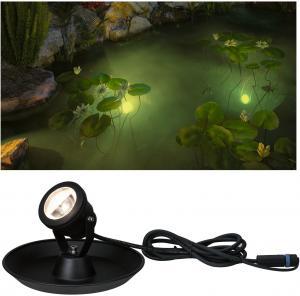PAULMANN Plug ,  Shine podvodní spotlight IP68 3000K 4W 24V nastavitelné 942.09 P 94209 94209