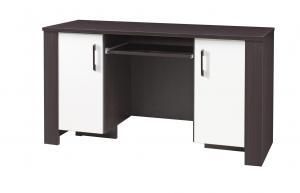 PC stolík - Camber - C17 (milano + krémová). Akcia -34%.
