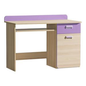 PC stolík - Tempo Kondela - Ego - L10 fialová. Sme autorizovaný predajca Tempo-Kondela.