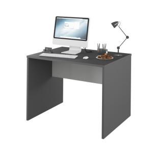 PC stolík Postack TYP12 (grafit + biela)