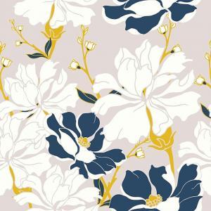 Pekná tapeta s kvetmi ft-201349255 - latexová