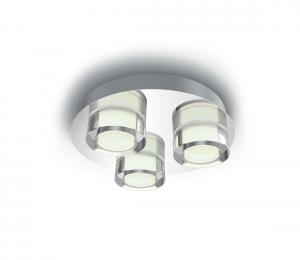 Philips 34172/11/P0 - LED Kúpeľňové svietidlo MYBATHROOM RESORT 3xLED/4,5W/230V