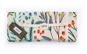 Piknik deka Surdic Manta Picnic Flores Vintage s motívom kvetov, 140x170 cm