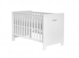 Pinio Detská postieľka / posteľ Marsylia 140×70 cm Zásuvka: Áno