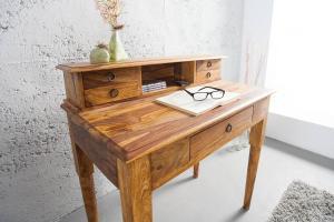 Písací stôl Ernest Honey
