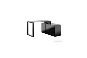 Písací stôl Madin