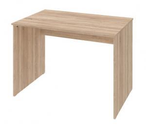 Písací stôl Mega 23, dub sonoma