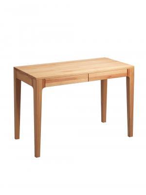 Písací stôl so zásuvkami Theodor, 110 cm, buk