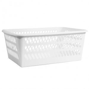 PLAST TEAM - Košík MIDI biely