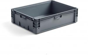 Plastová prepravka AJ EURO, 80 L, 800x600x220 mm