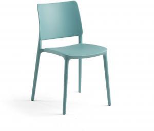 Plastová stolička Rio, tyrkysová