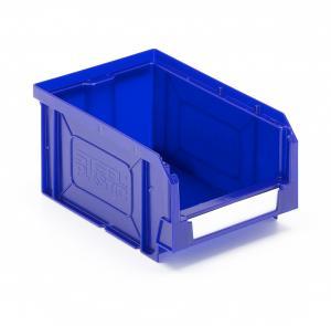 Plastové boxy Apart, Š 105 x H 165 x V 80 mm, 48 ks, modré