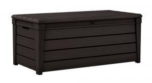 Plastový box - BRIGHTWOOD box - 455L - hnedý