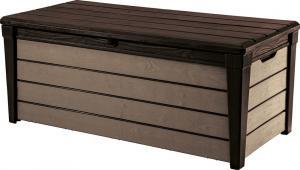 Plastový box - Brushwood box - 455L - hnedý