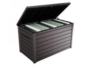 Plastový box - ONTARIO box 870l - hnedá