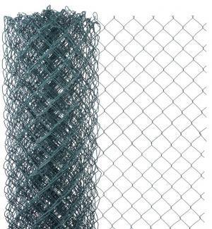 Pletivo Strend Pro METALTEC PVC, zelené, ohradové, RAL 6005, 50/1000/2,30 mm, bal. 15 m