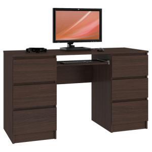 Počítačový stôl A-11 wenge
