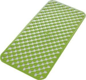 Podložka 36 x 71 cm s protišmykom, kaučuk, zelená