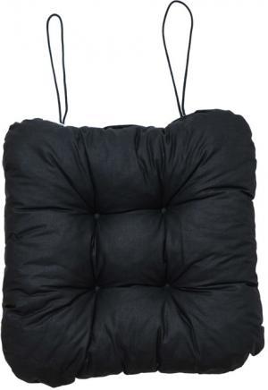 Podložka na stoličku Soft čierna