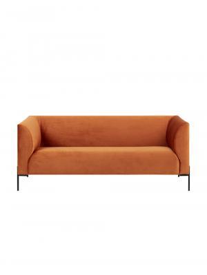 Pohovka 2-sedadlo Olivia, 185 cm, oranžová