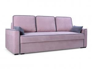Pohovka - Stellaria (ružová + sivá). Akcia -33%.