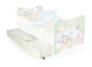Pojízdná zásuvka Happy k posteli Happy Fairy/Happy Animals