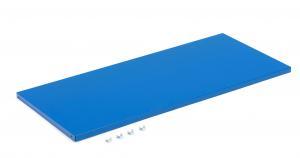 Polica ku skrinke Serve, 950 mm, modrá