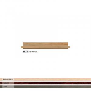 Polica z masívneho dreva PK 210