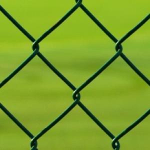 Štvorhranné pletivo Standard zelené Výška pletiva: 100cm