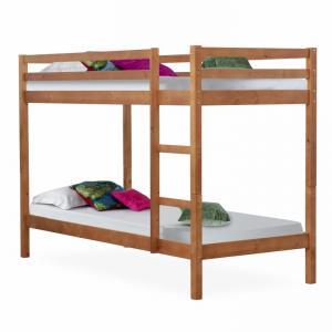 Poschodová posteľ - Tempo Kondela - Verso (s roštom). Sme autorizovaný predajca Tempo-Kondela.