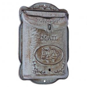 Poštová schránka MAIL - liatinová