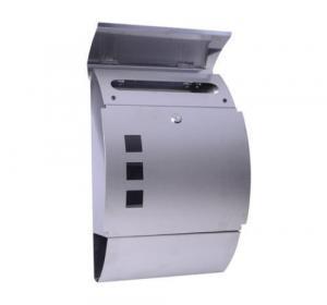 Poštová schránka - nerezová oceľ
