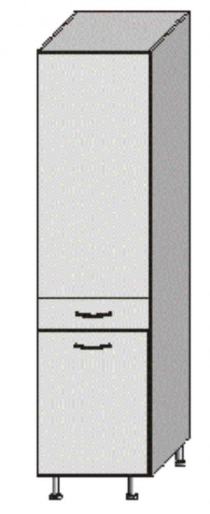 Potravinová kuchynská skriňa Igo New S-40