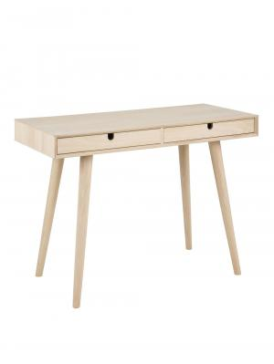 Pracovný stôl so zásuvkami Delica, 100 cm